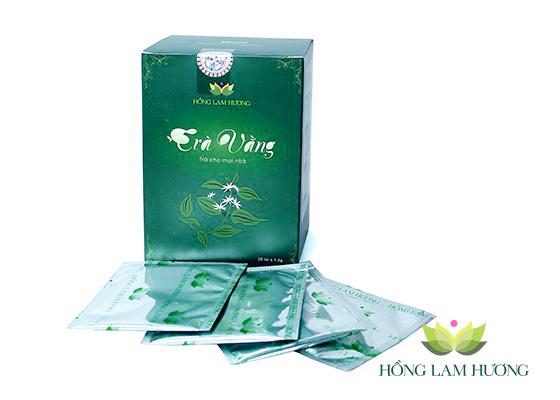 Mua trà vằng Hồng Lam Hương