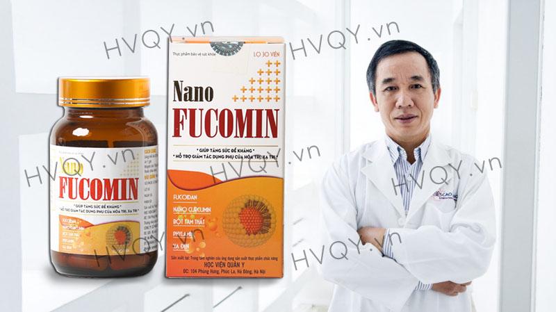 Nano Fucomin chuyên gia khuyên dùng